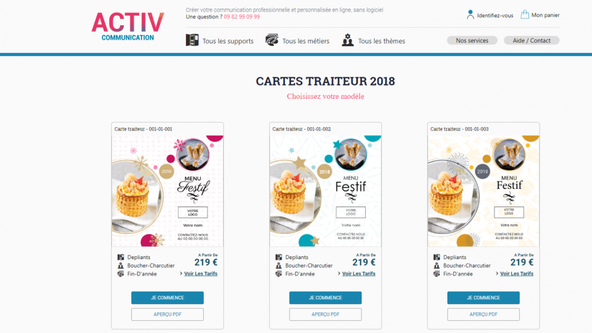 Activ communication