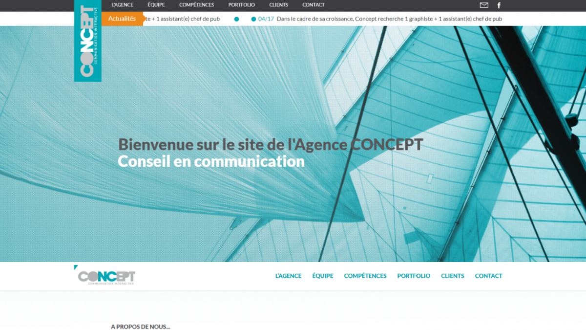 Agence concept